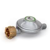 Druckminderer 50mbar / Niederdruckregler, einstufig, bis 1,5kg/h
