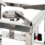 Hockerkocher mit Untergestell 10 kW