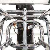 Hockerkocher mit Untergestell 12 kW